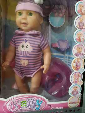Boneka anak2 bs papa mama