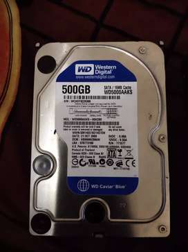 Hardisk PC Merk WD Blue