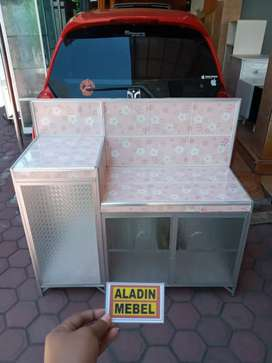 Meja kompor ready Aladin sidoarjo porong 2110
