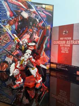 Gundam Astray Red Frame Kai Harajuku