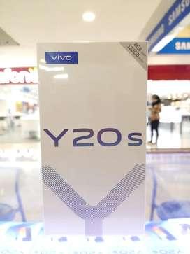 READY VIVO Y20S RAM 8/128 GB GARANSI RESMI FRESH MURAHH AJAA BISA COD