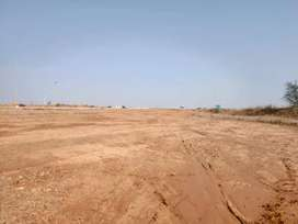 Acre plot with corner for sale in rawat industrial estate Rcci