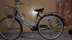 Cycle only 1 month use...