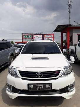 Fortuner 2013 G TRD solar manual