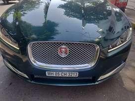 Jaguar xf 57000 km driven