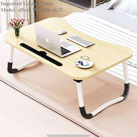 Laptop Table, Wooden  & Table Mate IV,Let us do the work easy for you