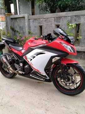 Ninja warrior 250cc FI ABS SE tahun 2013
