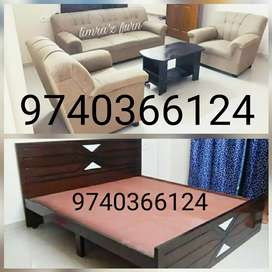 Double cots with 5 years warranty