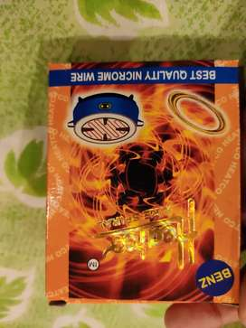 Heatco fire spiral
