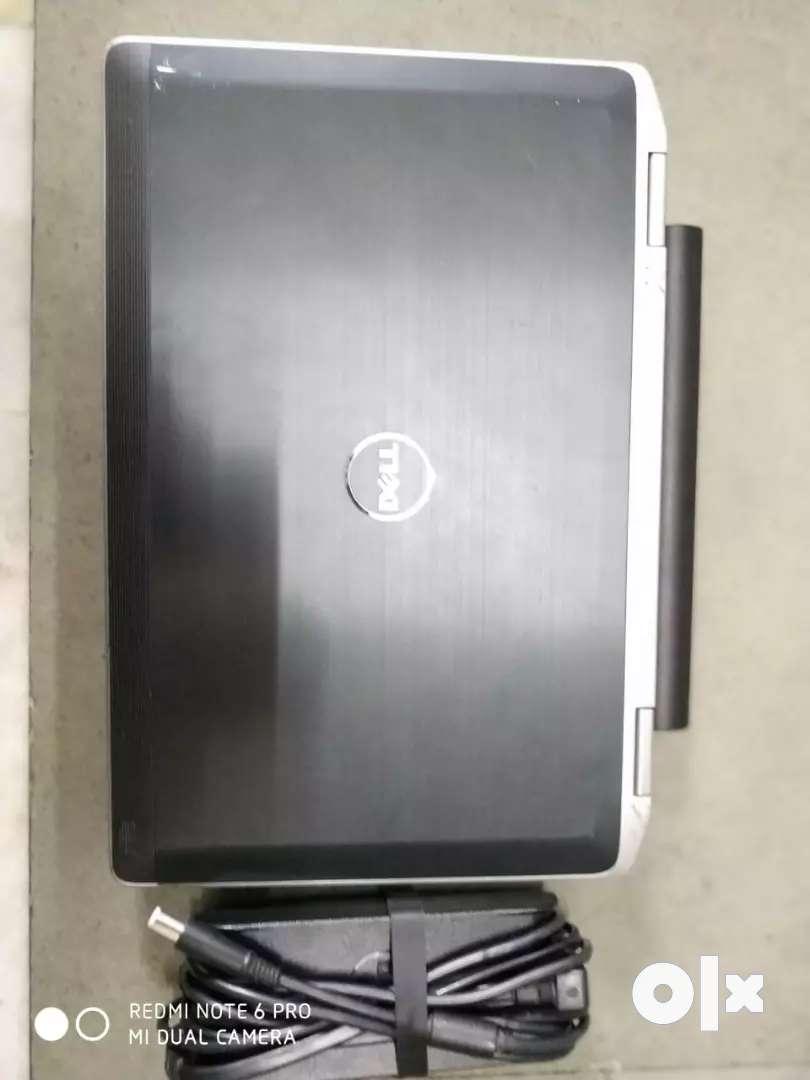 Dell E6320 Gray laptop 0