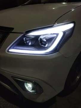 Innova T3 Type 4  projector  head light matrix indicator