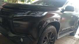 Mitsubishi pajero dakar 4x4 cbu 2018 km low 25rban