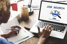 Male Candidate Required For Field Wok In Agra Only