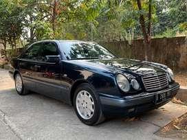 W210 New eyes e230 A/T full Original 1997 akhir