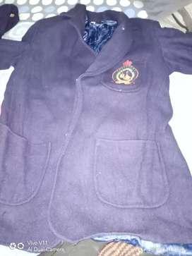 School blazer.navy blue color.