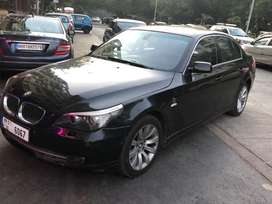 BMW 5 Series 520d Sedan, 2008, Diesel