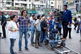 BOLLYWOOD INDUSTRY REQUIREMENT FRESHERS MALE AND FEMALES