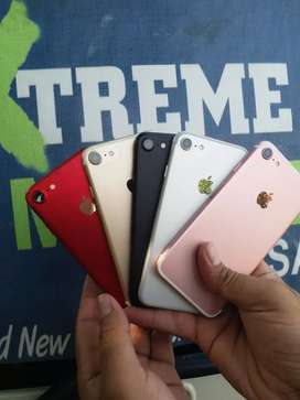 i phone 7 32GB FRESH STOCK 10/10 CONDITION ALL COLORS AVAILABLE