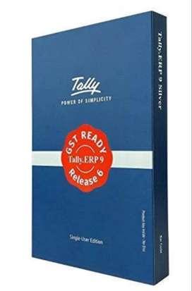 New Tally ERP9 Software
