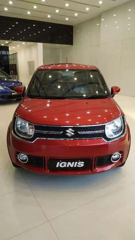 Ignis for self drive