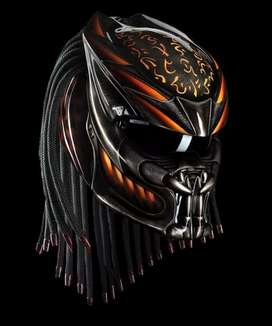 Helm predator candy