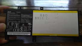 Batere Baterai Battery Asus A456 Original