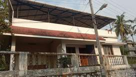 3bhk Independent house for bachelor's near infopark nilampathinjimugal