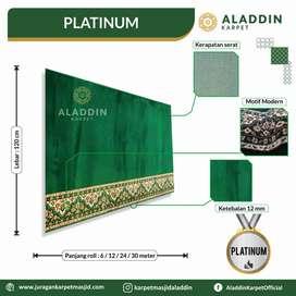 Karpet Masjid Termurah Populer  Aladdin Karpet  | Jadikan Masjid Kita