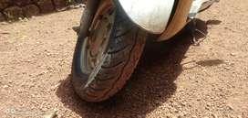 Yamaha Alfa 2014 October New tire ne