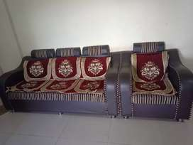 Sofa set with 2 chair
