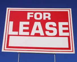 Land for lease for 5 years
