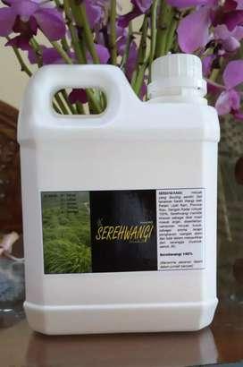 Citroella Oil- Minyak Sereh Wangi Murni 100%