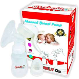 breast pump reliable pompa asi manual