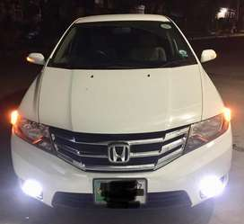 Honda City aspire 1.5 Auto