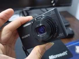 Kamera Digital Sony W830 20.1MP Like New