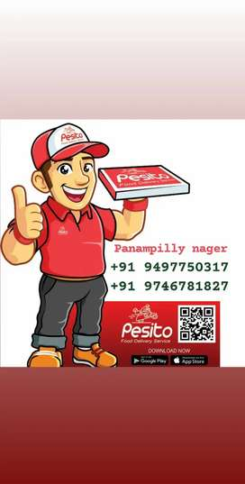 Pesito delivery boys wanted panampilly nager
