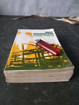 buku cost accounting planing and control