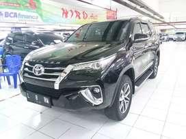Toyota FORTUNER VRZ Matic 2016 Tinggal Pakai
