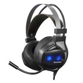Headset Gaming Digital Alliance Double Titan Surround Sound 7.1