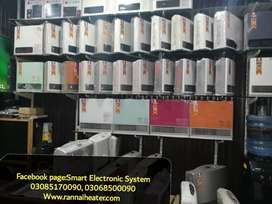 Fresh import of Japanese instant water geyser and hybrid room heaters