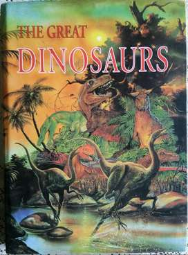 The Great Dinosaurs Caxton Edition