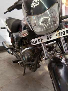 I am the first owner of Bajaj Platina bike run only 28571 kms