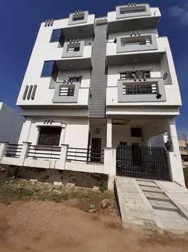 Three floors house 2nd floor duplex semi furnished
