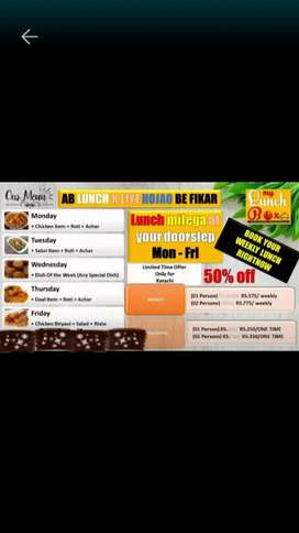 Fresh and hygienic foods at your door step