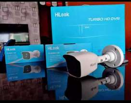Paket Cctv Hilook torbo HD 2mp wilayah sobang