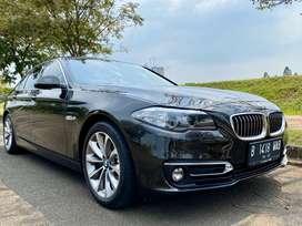 BMW 520i Nik 2016/2017 Modern Luxury Facelift F10 Jatoba