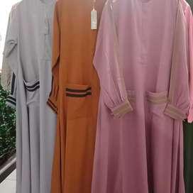 Gamis Yaa Ukhty tanpa jilbab ^^