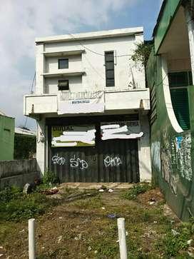 Ruko Murah Jl. Raya Strategis 2 lantai, siap tambah 1 lantai