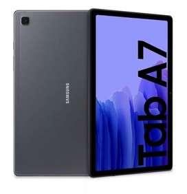 "BARU… Samsung Tab A7 T505 10,4"" Ram 3/32 Grs Resmi (Warna : Grey)"