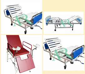 Manual Hospital Bed For Paralyzed Patients & patients all products